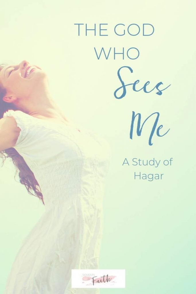 The God Who Sees Me: A Study of Hagar
